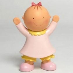Figura de tarta Pita brazos en alto