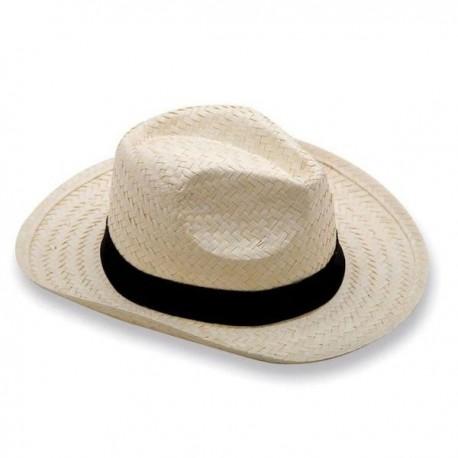 Sombrero de paja tejano